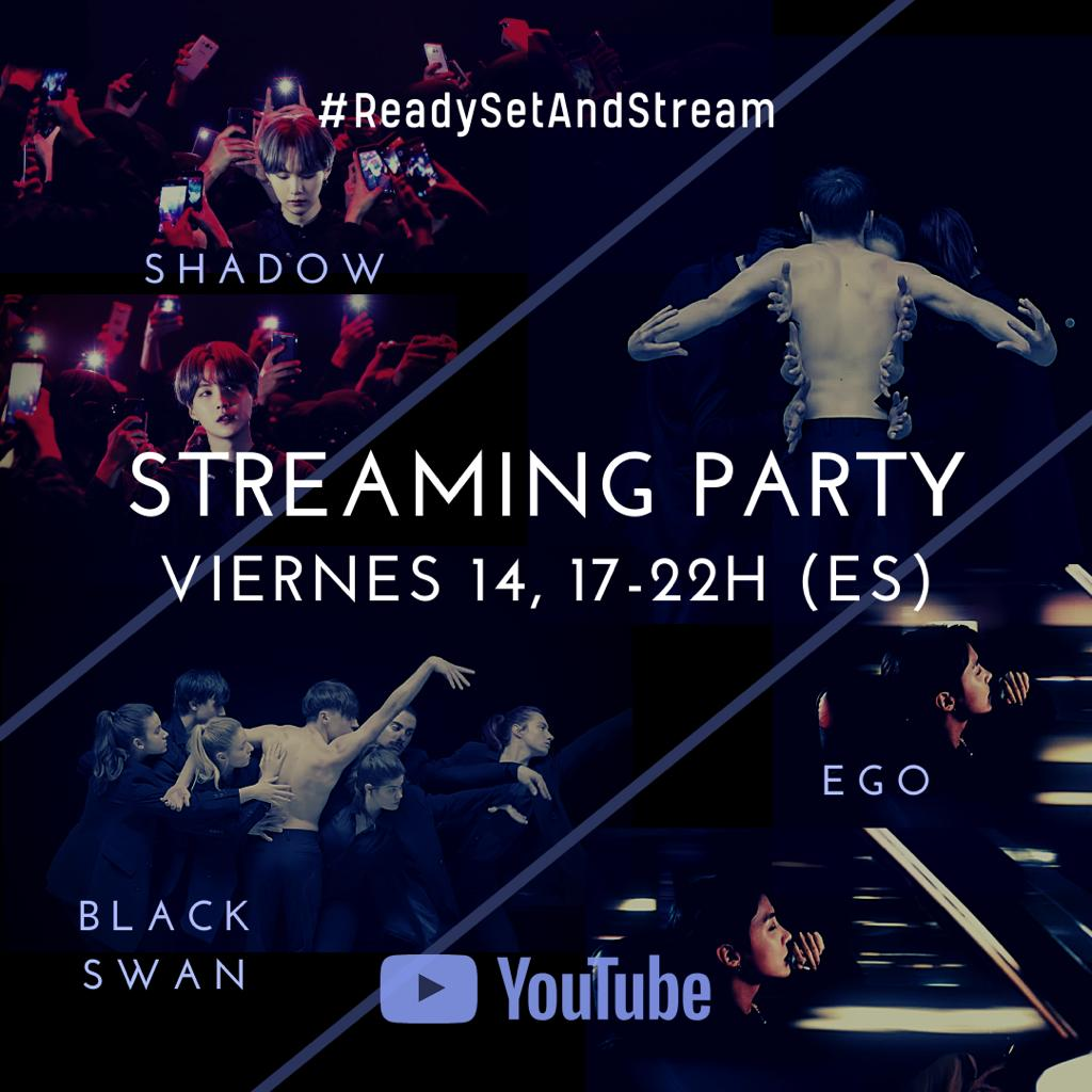 The Party Stream